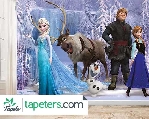 foto-tapete-frozen