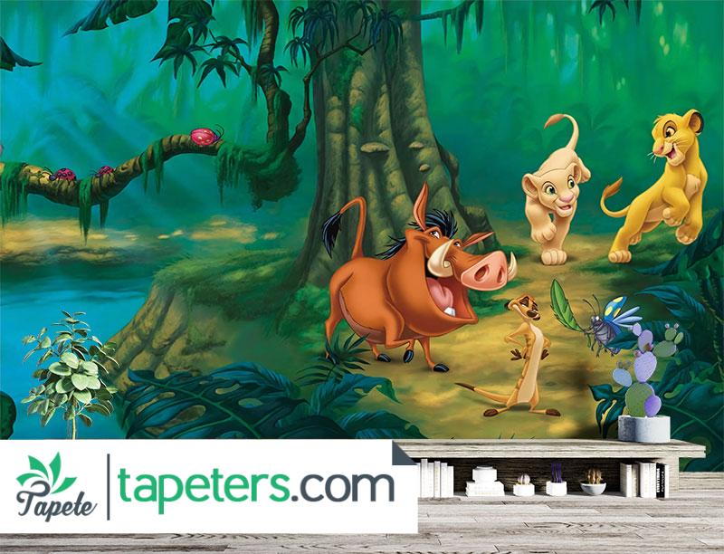fototapete-kralj-lavova-3